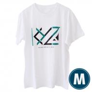 欅共和国2019Tシャツ KYZ ホワイト(M)