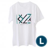 欅共和国2019Tシャツ KYZ ホワイト(L)
