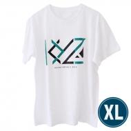 欅共和国2019Tシャツ KYZ ホワイト(XL)