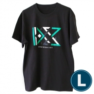 欅共和国2019Tシャツ KYZ チャコール(L)