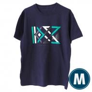 欅共和国2019Tシャツ KYZ ネイビー(M)