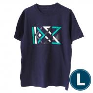 欅共和国2019Tシャツ KYZ ネイビー(L)