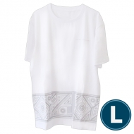 欅共和国2019Tシャツ ネイティブ ホワイト(L)