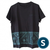 欅共和国2019Tシャツ ネイティブ ブラック(S)