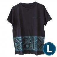 欅共和国2019Tシャツ ネイティブ ブラック(L)