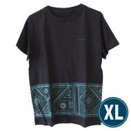 欅共和国2019Tシャツ ネイティブ ブラック(XL)