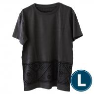 欅共和国2019Tシャツ ネイティブ グレー(L)