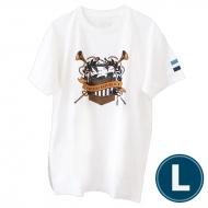 欅共和国2019Tシャツ エンブレム ホワイト(L)