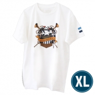 欅共和国2019Tシャツ エンブレム ホワイト(XL)