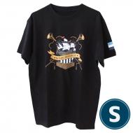 欅共和国2019Tシャツ エンブレム ブラック(S)