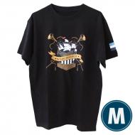 欅共和国2019Tシャツ エンブレム ブラック(M)