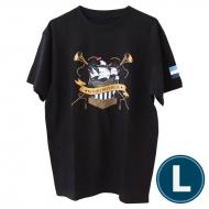 欅共和国2019Tシャツ エンブレム ブラック(L)