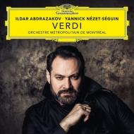 オペラ・アリア集 イルダル・アブドラザコフ、ヤニク・ネゼ=セガン&モントリオール・メトロポリタン管弦楽団