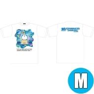 サマソニ×ドラえもんコラボTシャツ WHITE(M) ※事後販売分