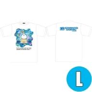サマソニ×ドラえもんコラボTシャツ WHITE(L) ※事後販売分