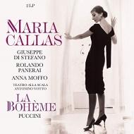 『ボエーム』全曲 ヴォットー&スカラ座、カラス、ディ・ステーファノ、他 (2枚組アナログレコード/Vinyl Passion Classical)