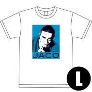 JACO PASTORIUS POP ART T-SHIRT(サイズL)