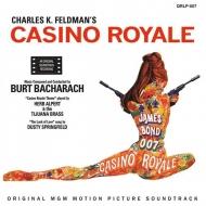 007 カジノ・ロワイヤル Casino Royale オリジナルサウンドトラック (2枚組アナログレコード)