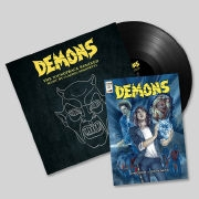 Demons The Soundtrack Remixed (+comic Book)(アナログレコード)