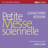 小ミサ・ソレムニス ルペルト・フーバー&シュトゥットガルト声楽アンサンブル、デトレフ・デルナー(ハーモニウム)、他