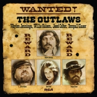 Wanted The Outlaws (アナログレコード)