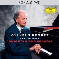 ピアノ・ソナタ全集 ヴィルヘルム・ケンプ(8CD+ブルーレイ・オーディオ)
