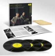 ピエール・フルニエ、フリードリヒ・グルダ / ベートーヴェン:チェロとピアノのための作品全集 (3枚組アナログレコード)