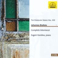 間奏曲全集 エフゲニー・コロリオフ(2CD)