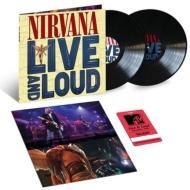 Live And Loud (180グラム重量盤レコード)