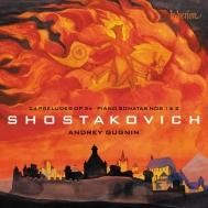 24の前奏曲、ピアノ・ソナタ第1番、第2番 アンドレイ・ググニン(日本語解説付)