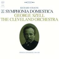家庭交響曲 ジョージ・セル&クリーヴランド管弦楽団 (180グラム重量盤レコード/Speakers Corner)