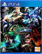 【PS4】SDガンダム ジージェネレーション クロスレイズ プレミアムGサウンドエディション