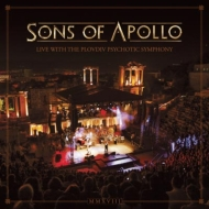 Live With The Plovdiv Psychotic Symphony (3CD+DVD)