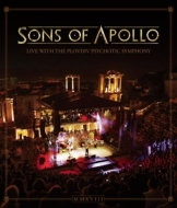 Live With The Plovdiv Psychotic Symphony (Blu-ray)