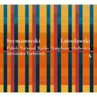 シマノフスキ:交響曲第2番、ルトスワフスキ:交響曲第4番、管弦楽のための協奏曲、他 アレクサンダー・リープライヒ&ポーランド国立放送交響楽団(3CD)