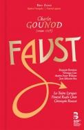 『ファウスト』1859年版全曲 クリストフ・ルセ&レ・タラン・リリク、ベンジャミン・ベルンハイム、ヴェロニク・ジャンス、他(2018 ステレオ)(3CD)