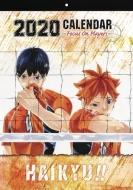 ハイキュー! ! コミックカレンダー2020
