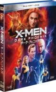 X-MEN:ダーク・フェニックス 2枚組ブルーレイ&DVD