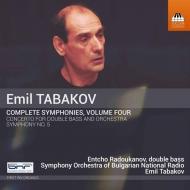 交響曲第5番、コントラバス協奏曲 エミール・タバコフ&ブルガリア国立放送交響楽団、エンチョ・ラドゥカノフ