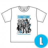 サマソニ/ONE PIECEコラボTシャツ WHITE(L) ※事後販売分