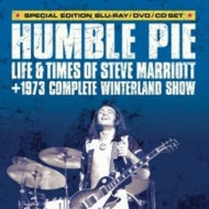 Life And Times Of Steve Marriott (Blu-ray+DVD+CD)