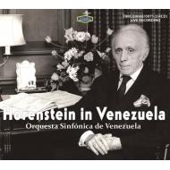 『ホーレンシュタイン・イン・ベネズエラ〜マーラー、ブルックナー、ワーグナー、シベリウス、他』 ヤッシャ・ホーレンシュタイン&ベネズエラ交響楽団(4CD)