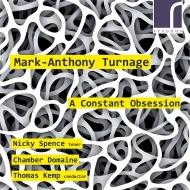 A Constant Obsession〜室内楽作品集 チェンバー・ドメイン、ニッキー・スペンス