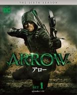 ARROW/アロー <シックス> 前半セット(3枚組/1〜14話収録)