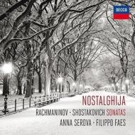 (Viola)cello Sonata: Serova(Va)Faes(P)+shostakovich: Viola Sonata