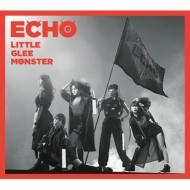 ECHO 【初回生産限定盤A】(+DVD)