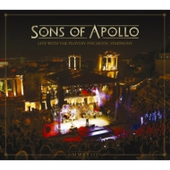 Live With The Plovdiv Psychotic Symphony (3CD)