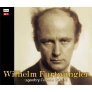ヴィルヘルム・フルトヴェングラー/伝説のコンサート 1947〜1953(ターラ編)(6CD)