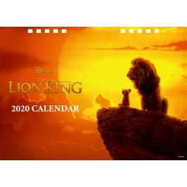 2020年卓上カレンダー / 映画『ライオン・キング』