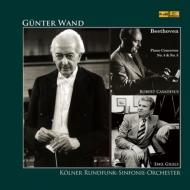 ギュンター・ヴァント、カサドシュ、ギレリス / ベートーベン:ピアノ協奏曲 (2枚組アナログレコード)